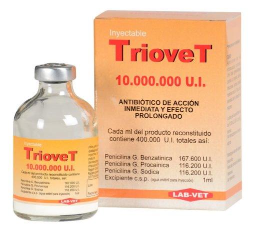 Triovet antibiótico penicilina